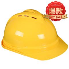 【威武】ABS安全帽 502 紅色